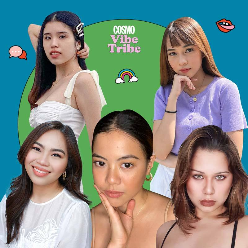 Cosmo Vibe Tribe Batch 1 group 3