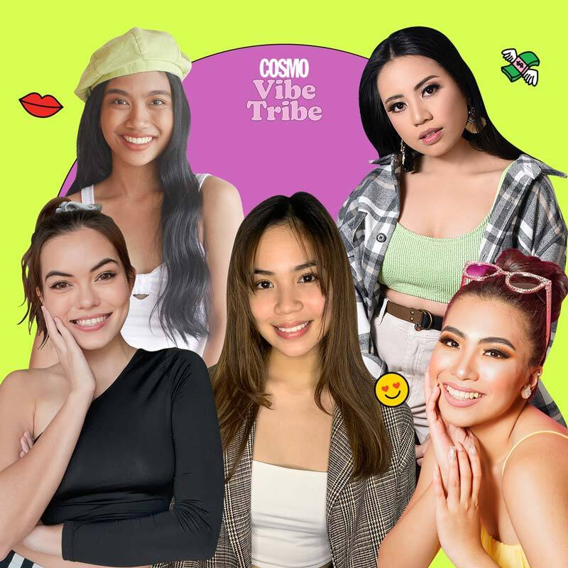 Cosmo Vibe Tribe Batch 1 group 4