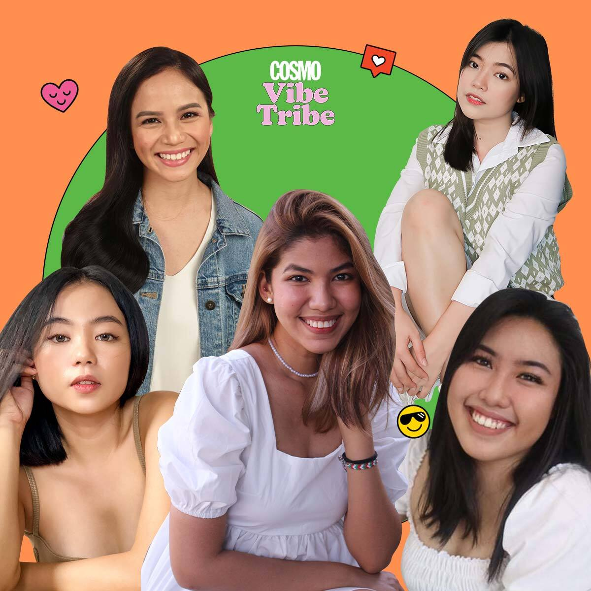 Cosmo Vibe Tribe Batch 1 group 2
