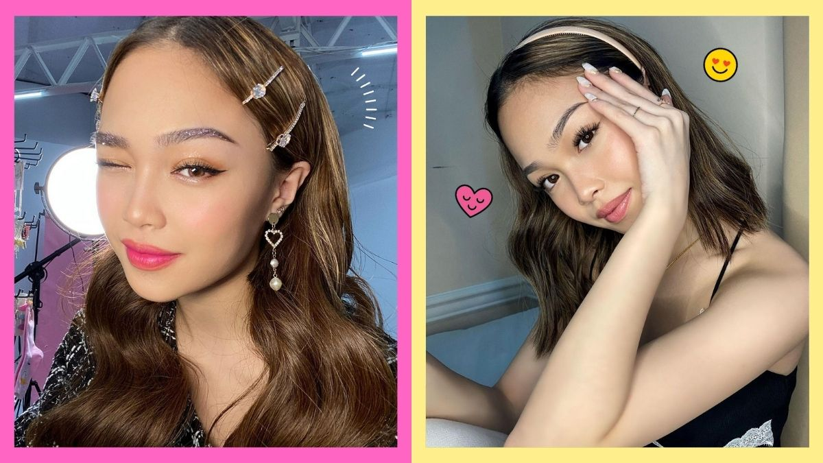 The Cutest Hairstyles of AC Bonifacio