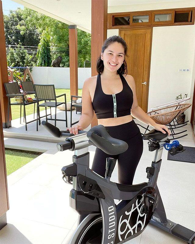 pauleen luna fitness journey