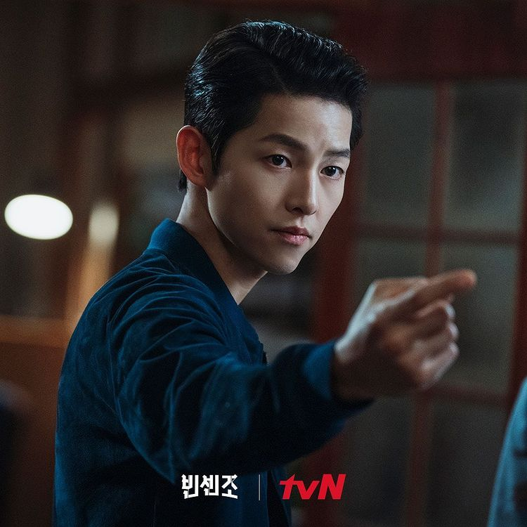 Song Joong Ki On Playing 'Vincenzo': 'It is the role of a lifetime'
