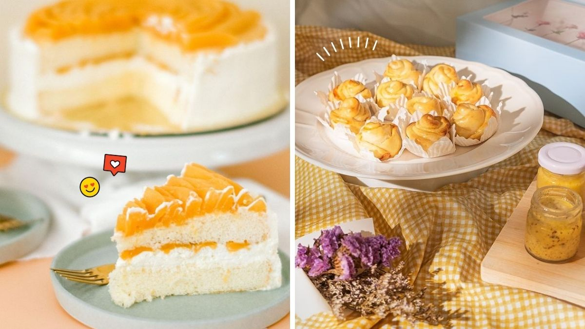 where to buy cakes, pastries, and chocolates