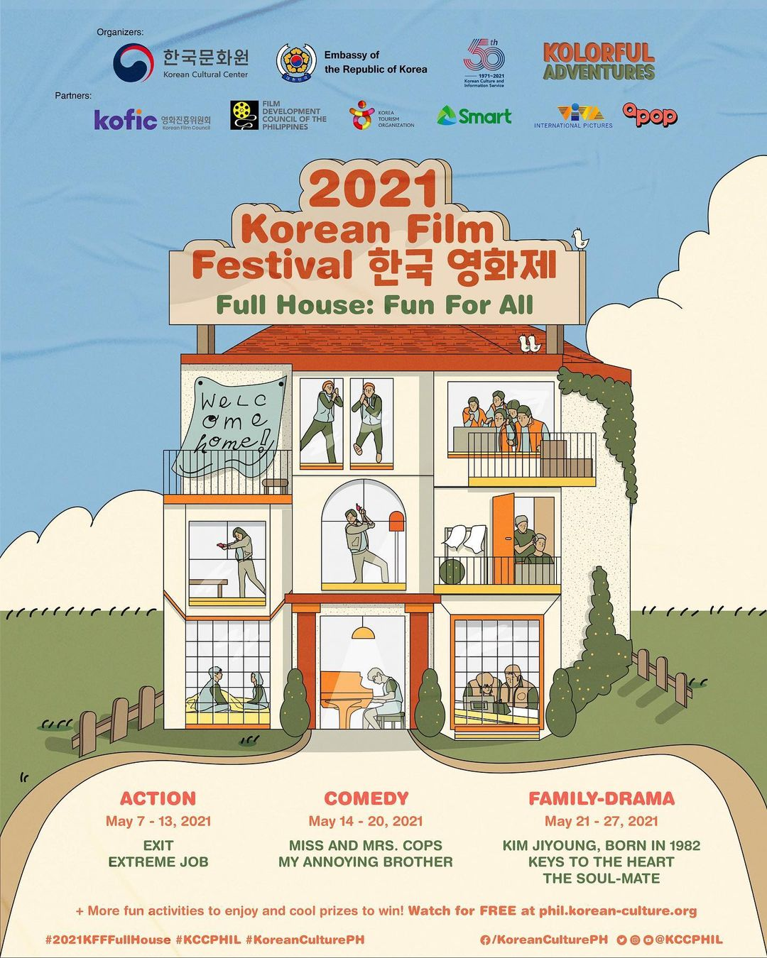 Korean Film Festival 2021: List Of Movies