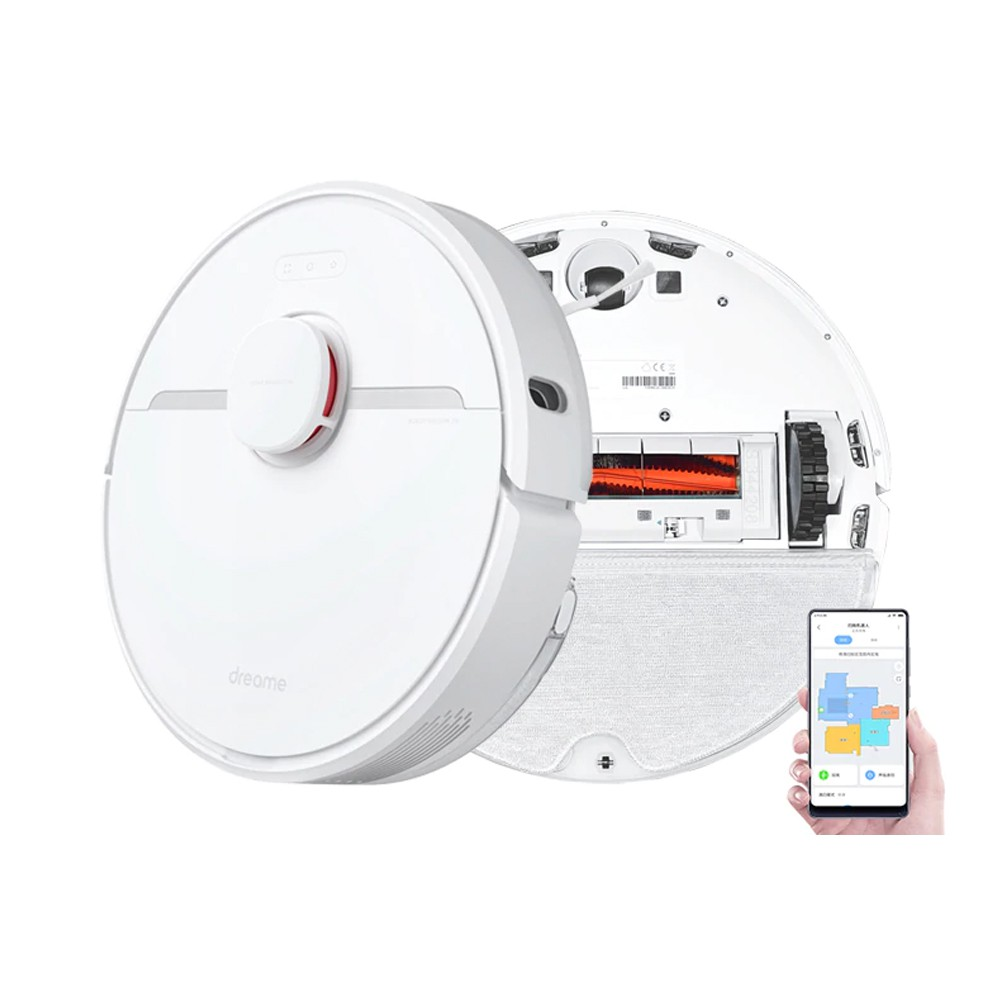 Dreame D9 Robot Vacuum Cleaner 2-in-1 Sweep And Mop