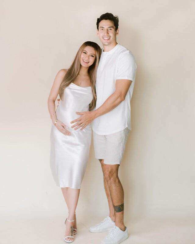 sam pinto pregnancy