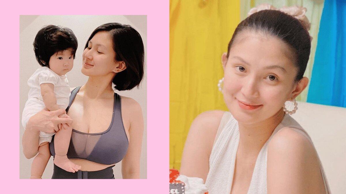 Sheena Halili Debunks Claim She Had Breast Implants