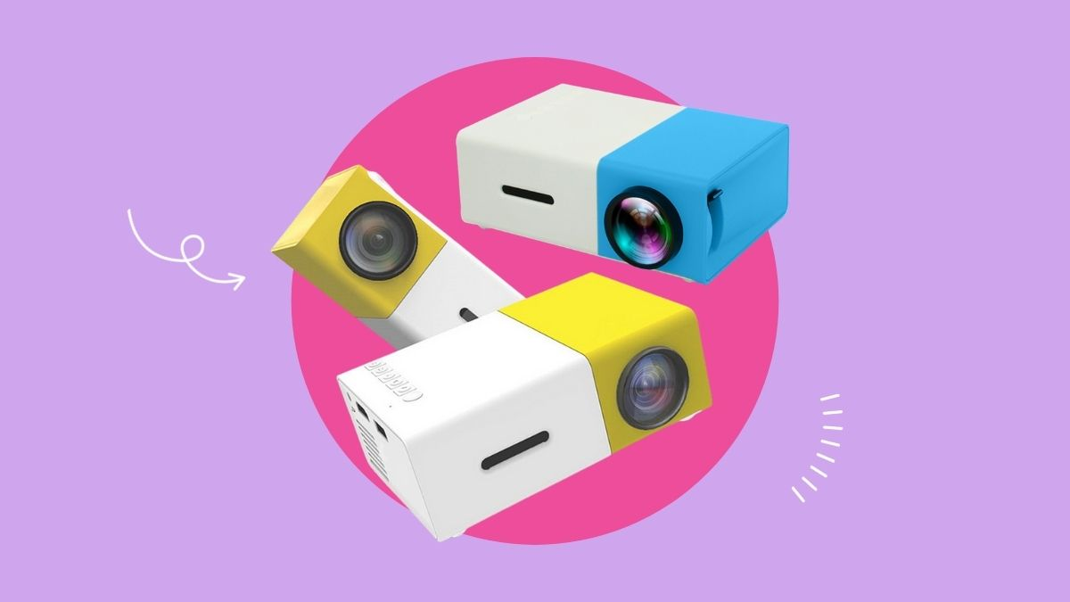where to buy mini portable projector