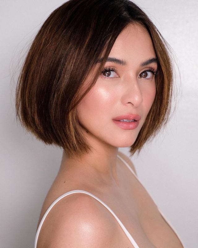 Jennylyn Mercado: Bob haircut, hairstyle