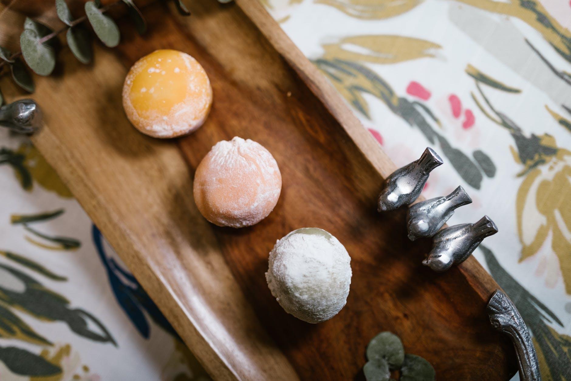 Making mochi from scratch