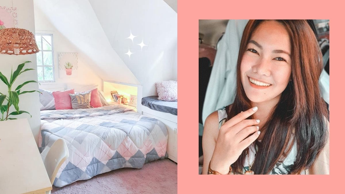 Pinay Agnes Solidor shares how her DIY room makeover has helped her mental health