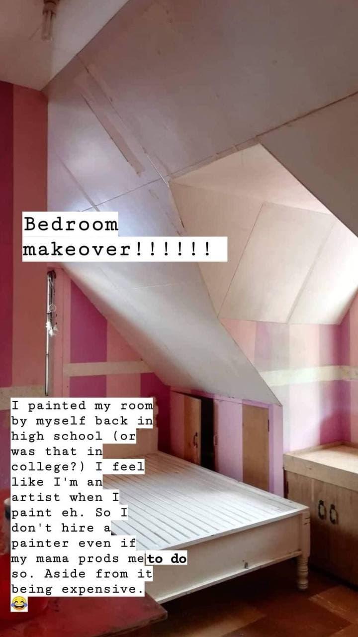 DIY room makeover - After pic 2