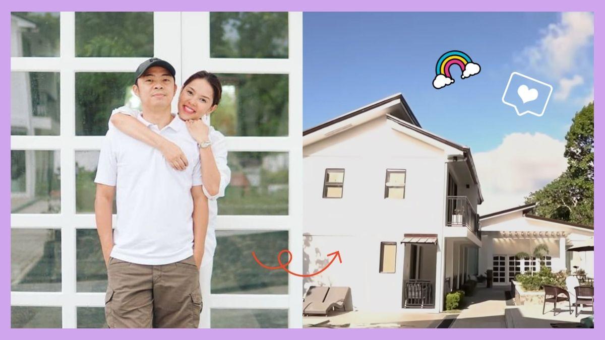 A tour of Chito Miranda and Neri Naig's Miranda Resthouse in Alfonso