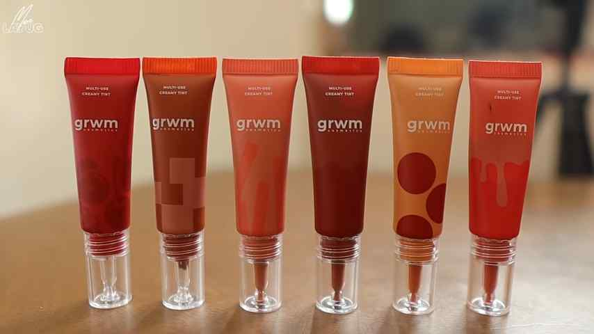 GRWM's six shades of the Multi-Use Creamy Tints
