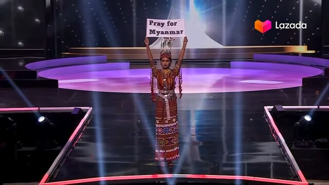 miss universe costume myanmar