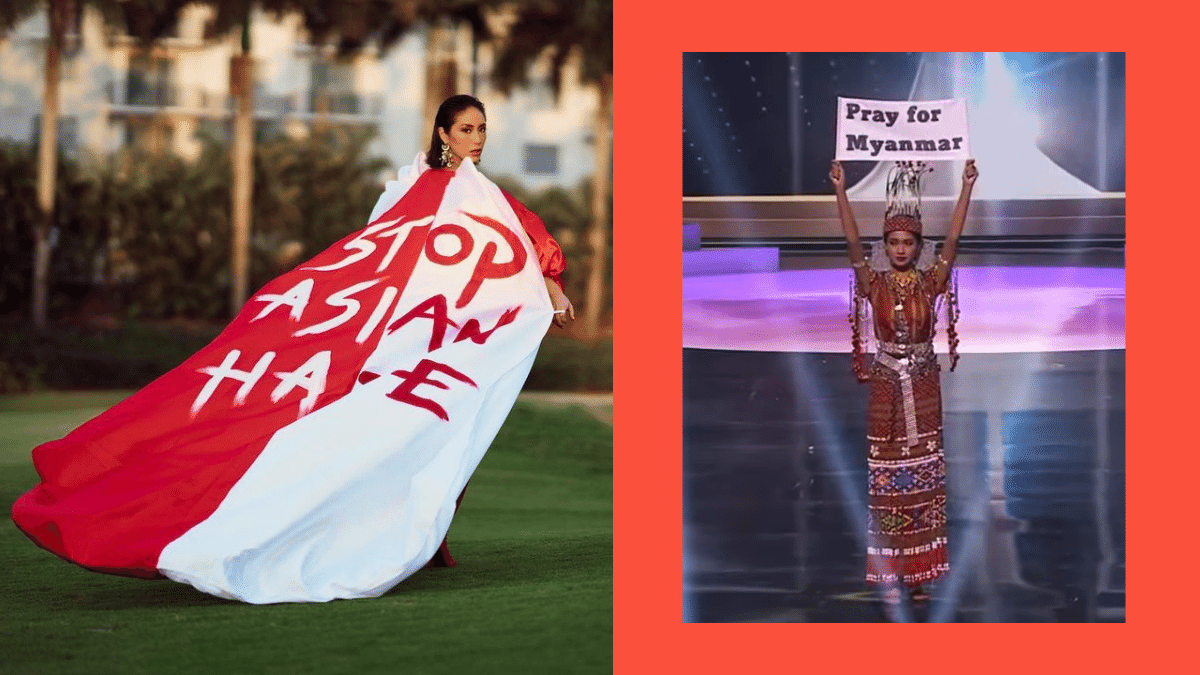 Powerful Messages From Miss Universe National Costume Competition