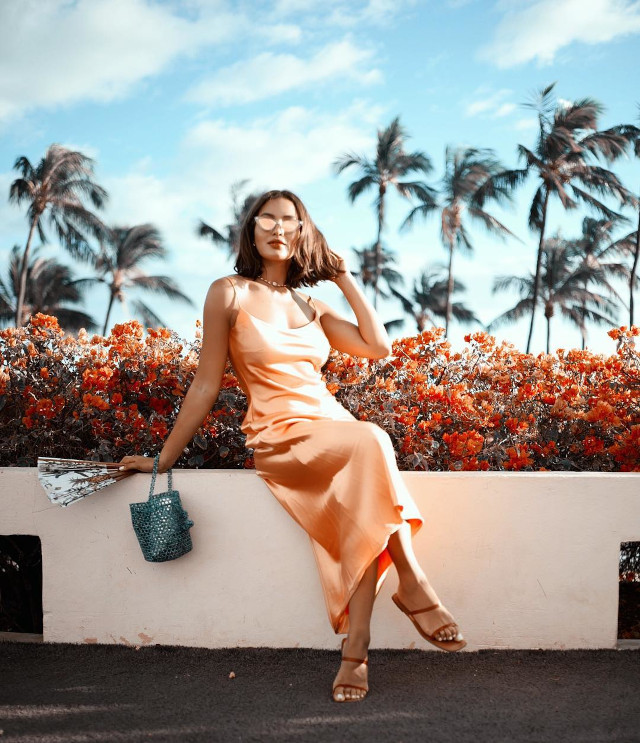 Dress outfits: Sarah Lahbati