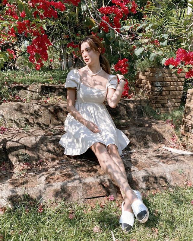Dress outfits: Sue Ramirez