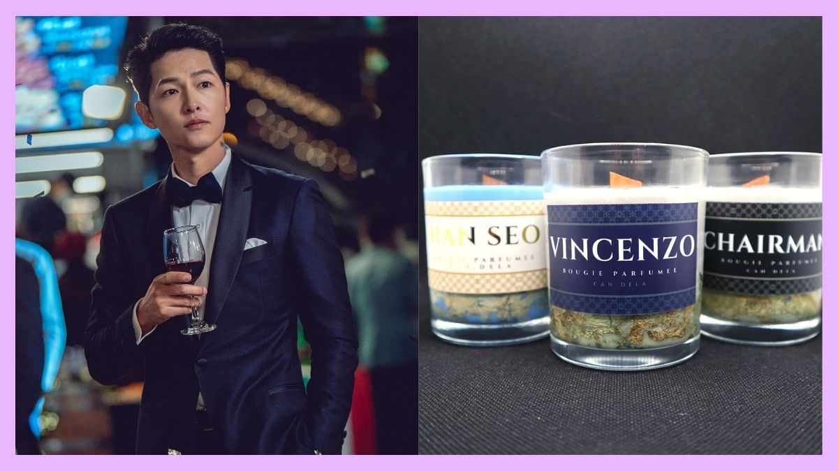 Where to buy 'Vincenzo'-inspired candles