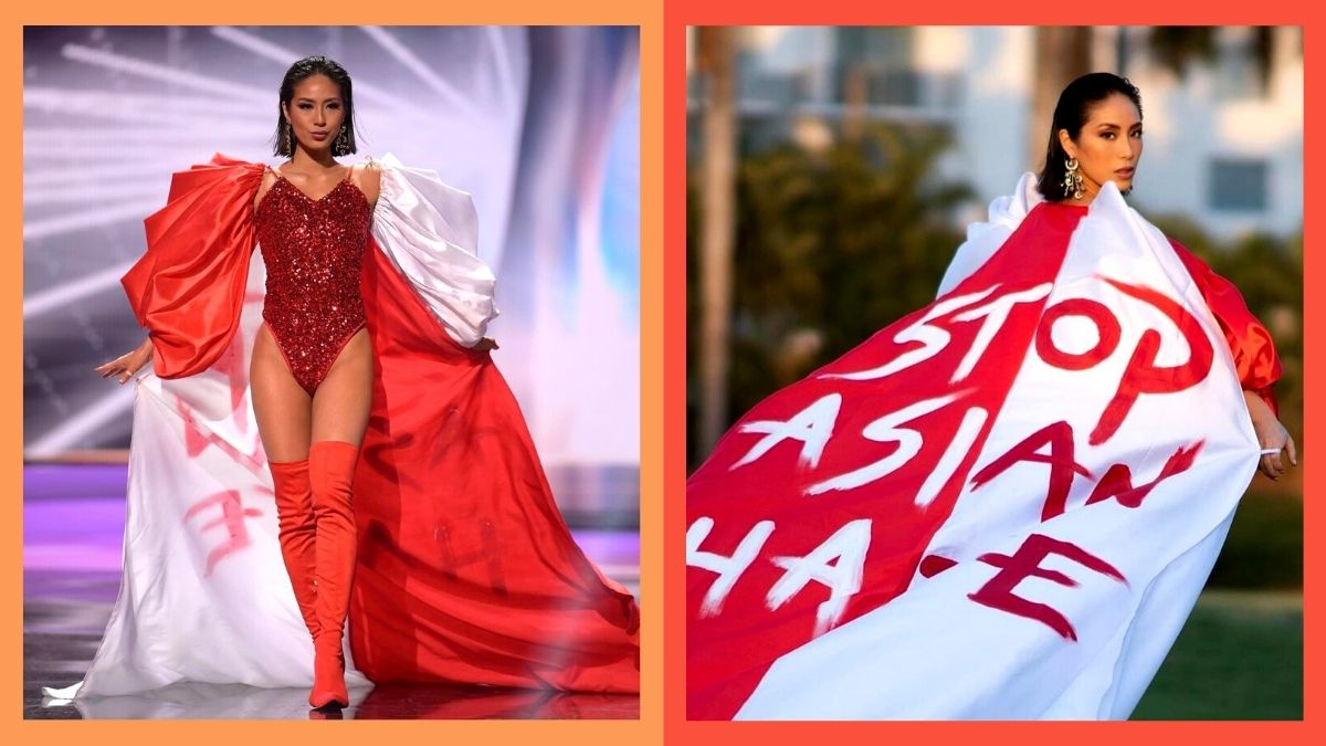 Miss Universe Singapore's National Costume Was Made By ...