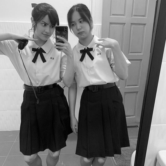 girl from nowhere yuri and junko