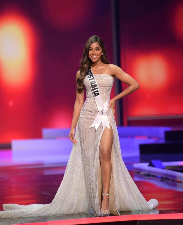 Miss Universe 2020 Gowns: Australia
