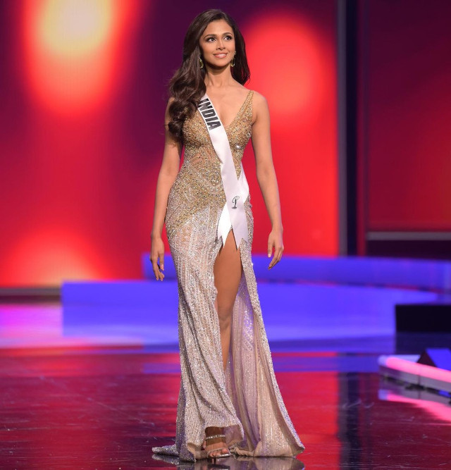Miss Universe 2020 Gowns: India