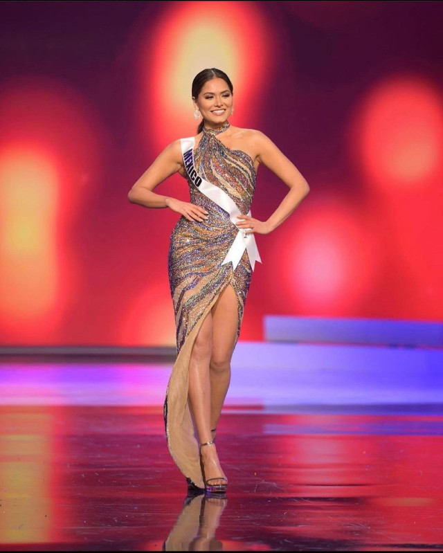 Miss Universe 2020 Gowns: Mexico