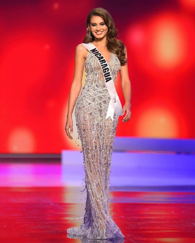 Miss Universe 2020 Gowns: Nicaragua
