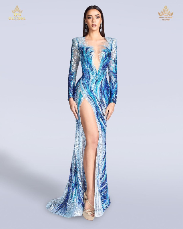 Miss Universe 2020 Gowns: Thailand