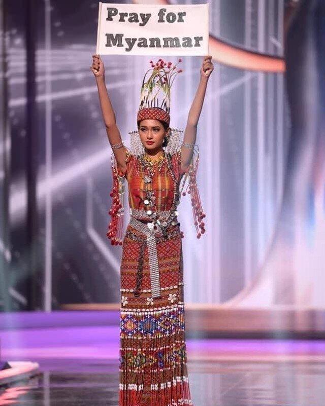 miss universe myanmar 2020 candy lwin