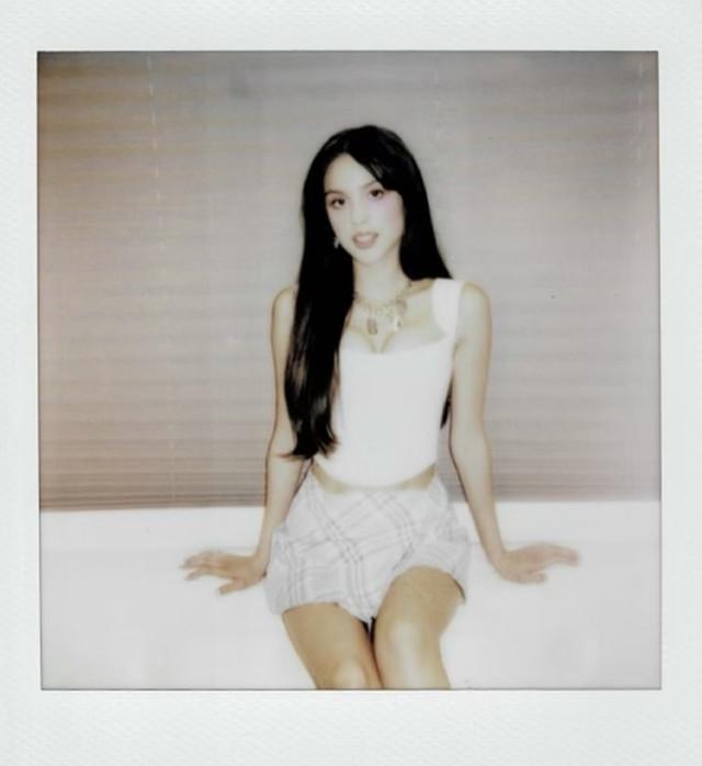 Olivia Rodrigo Polaroid Photo