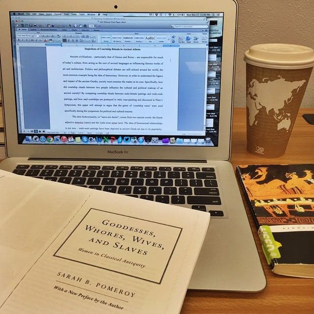 Classics notes and reading material