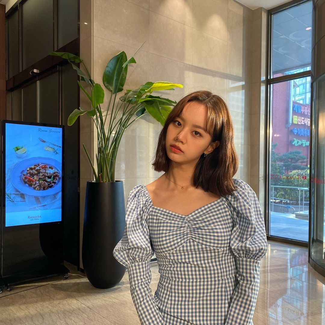 Korean actors who are starring in multiple K-dramas this year: Lee Hyeri