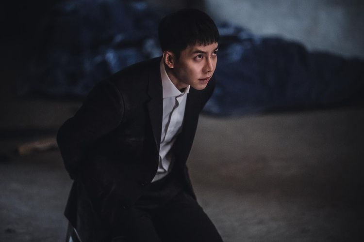 Lee Seung Gi in 'Mouse'