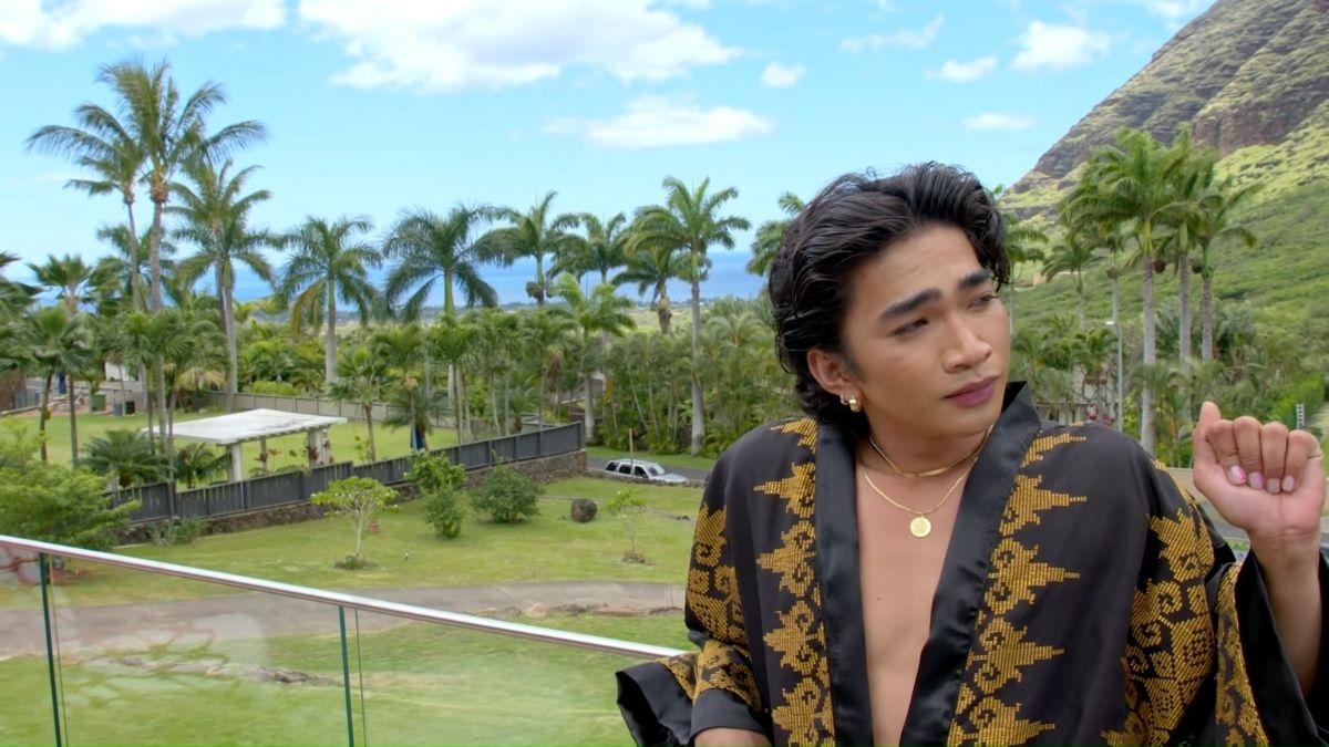 Bretman Rock in Hawaii
