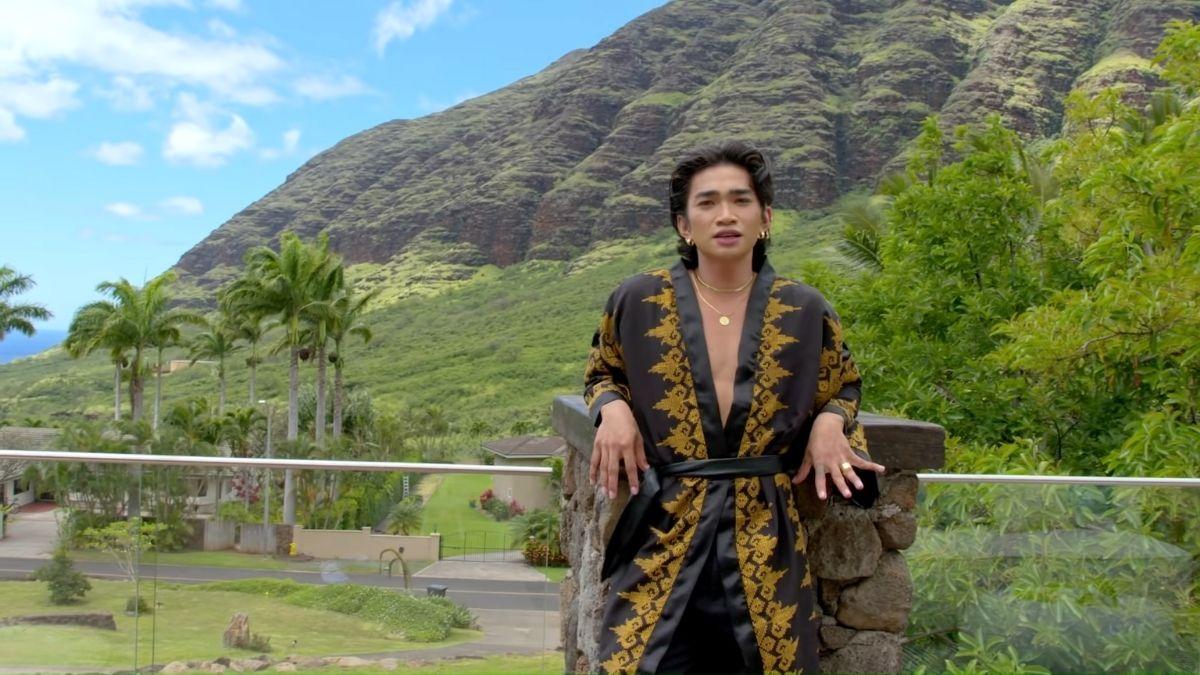 Bretman Rock in Hawaii mansion