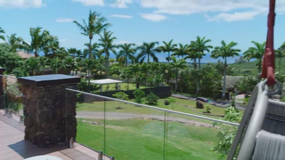 Bretman Rock - patio view