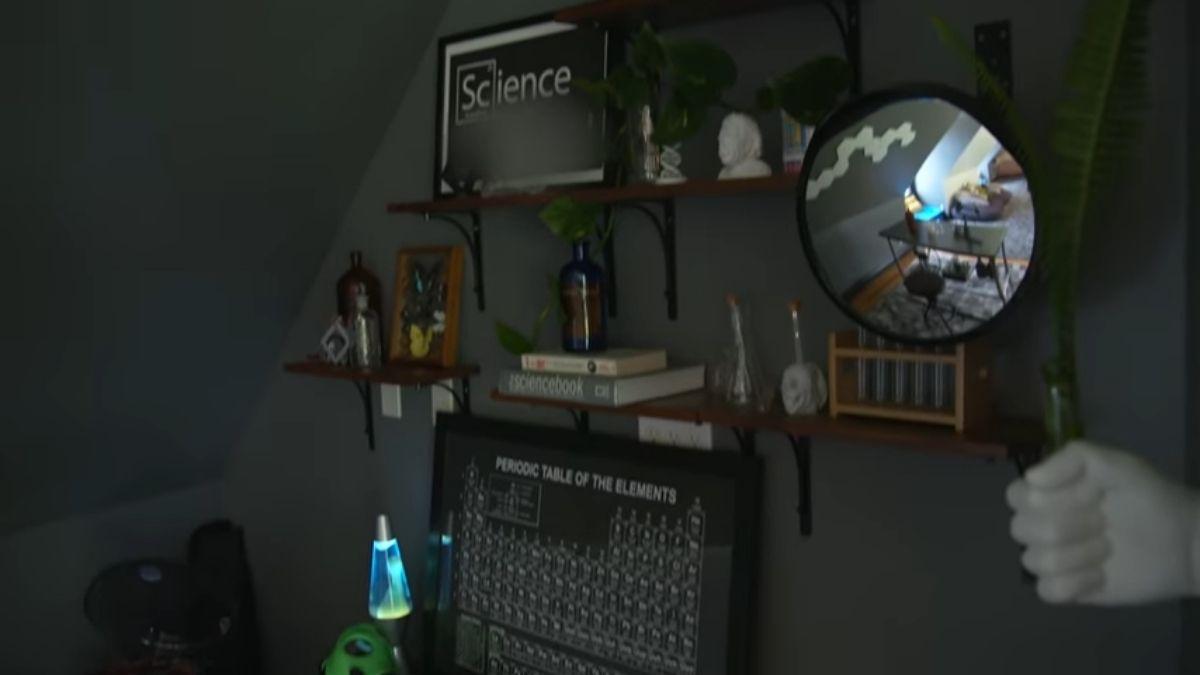 Bretman Rock's Hawaii Mansion: Science Corner