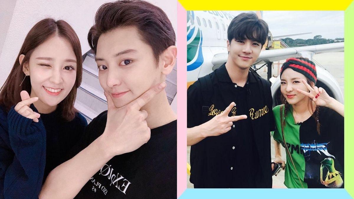 Korean stars who have celebrity siblings