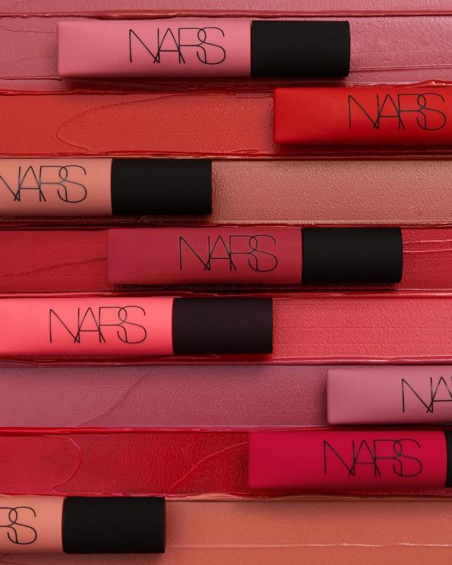 NARS Airy Matte Lip Color