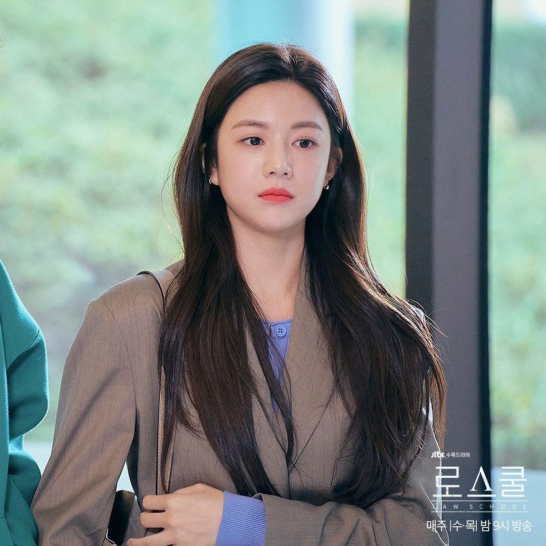 Law School cast members: Go Yoon Jung