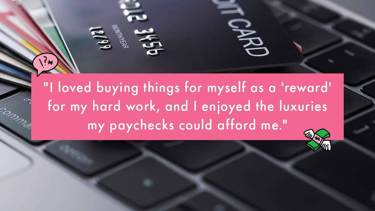 How I Broke Free From My P200,000 Debt In One Year