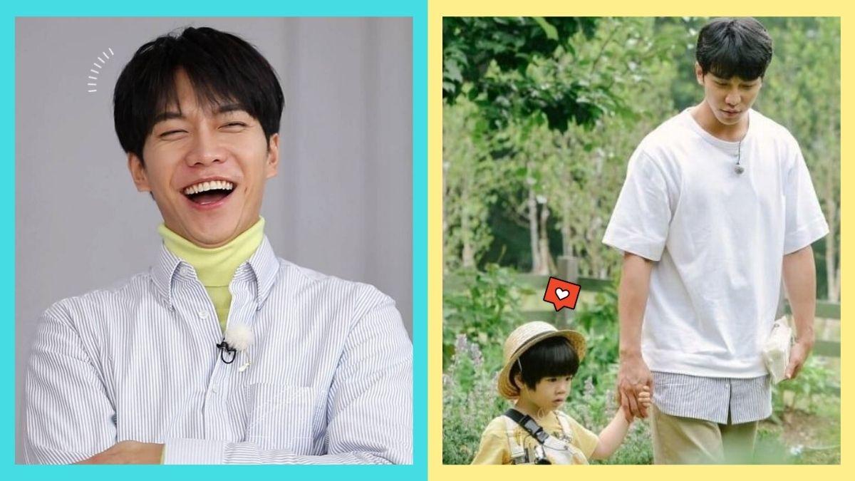 Lee Seung Gi variety shows on Netflix and Viu