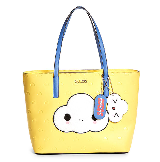 Guess x Friendswithyou tote