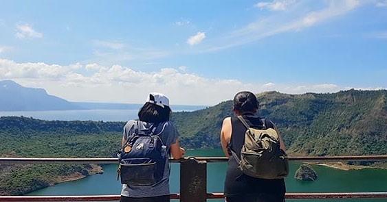 Career shift - Pinays in Tagaytay