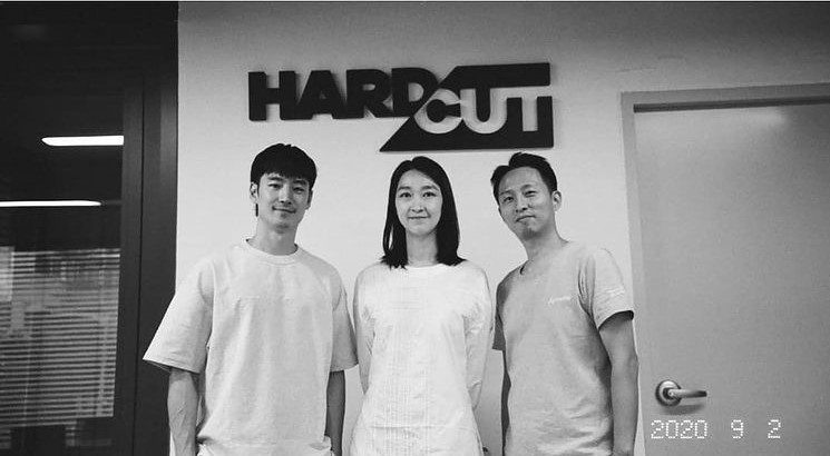 Fun facts about Lee Je Hoon: the production company, Hardcut