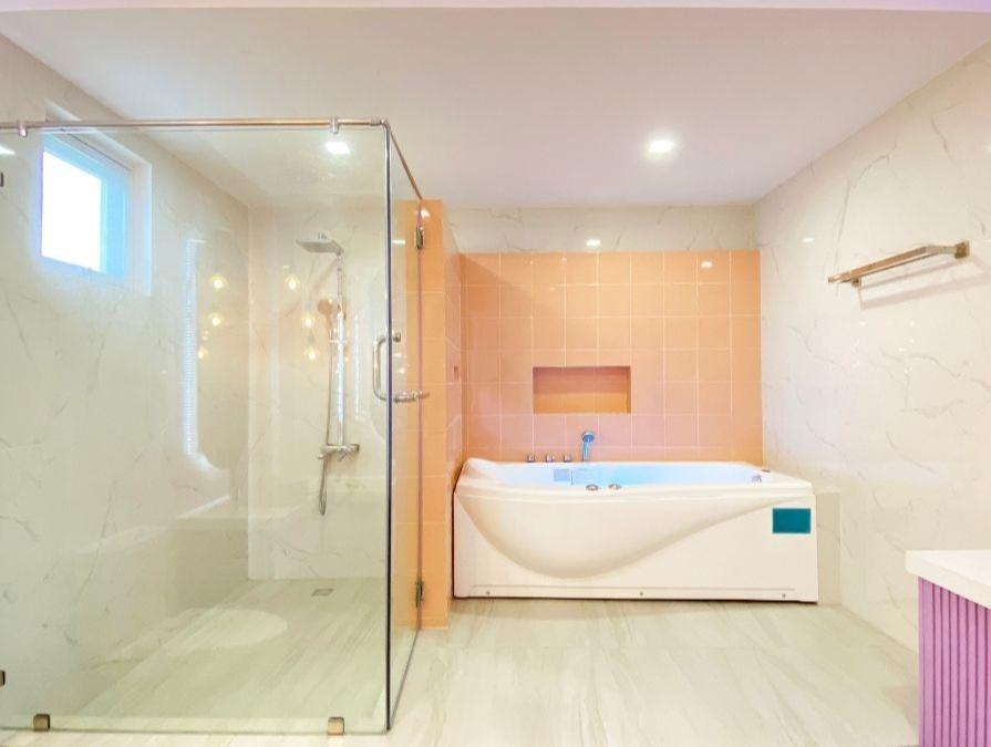 space makeover - neotenic design in bathroom 1