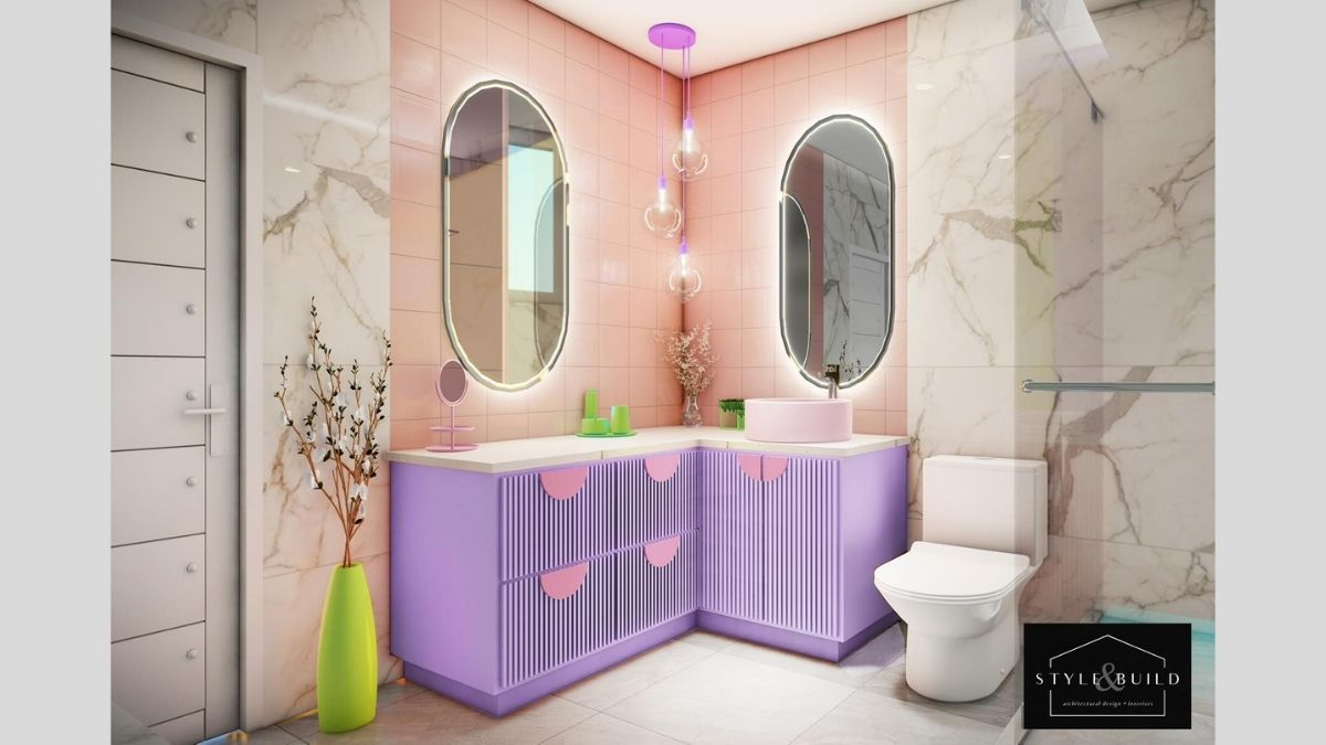 space makeover - 3D design by Style and Build PH