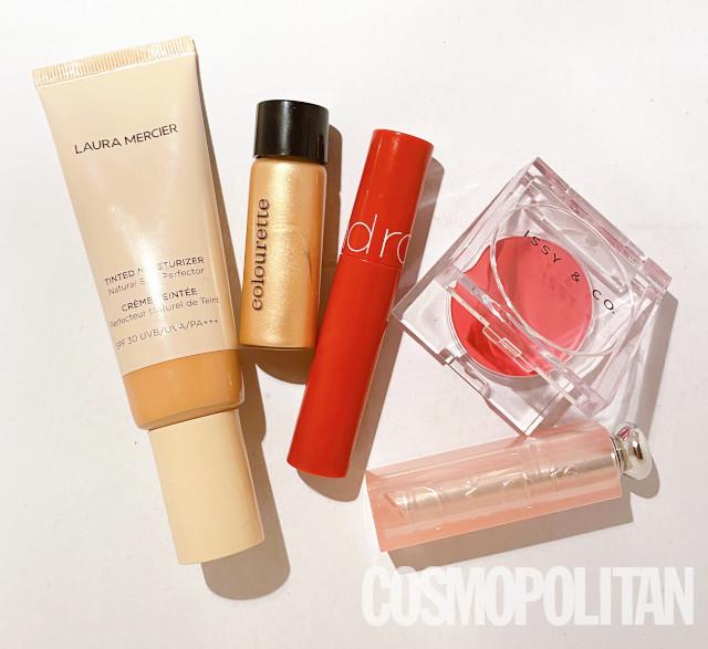 How to get dewy skin: Makeup essentials